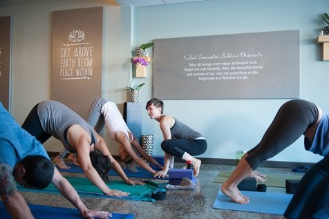 Lakewood Baptiste Yoga and Yoga Teacher Training