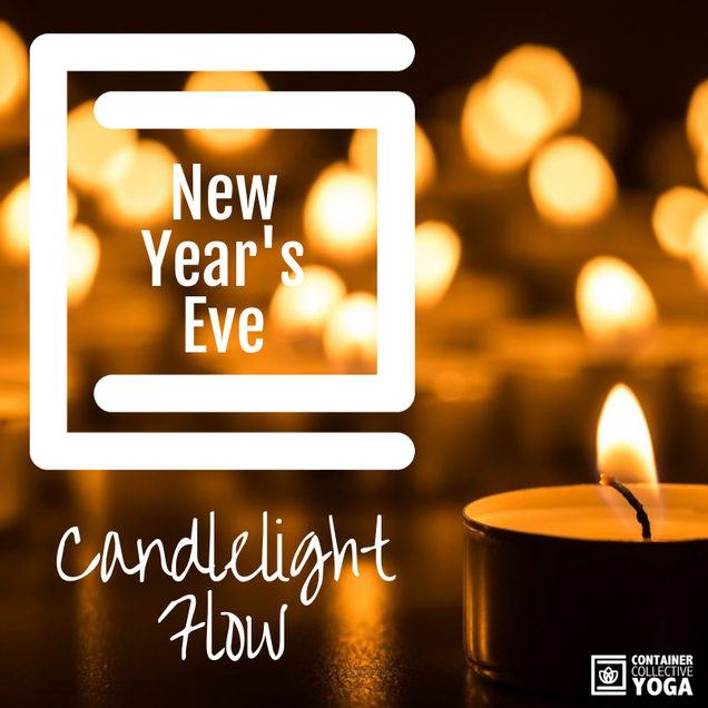 new years eve candlelight flow
